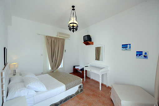 Double rooms in Sifnos